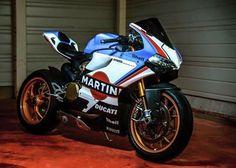 Martini Ducati _ 1199 Panigale