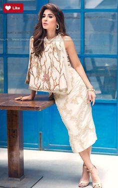 Teena Durrani White taupe Luxury Pret Contemporary 2017 #Teena Durrani #Teena DurraniWhite taupe #Teena DurraniLuxury Pret Contemporary #Teena Durrani2017 #Teena Durranifashion #womenfashion's #fashion #lasdiesfashion #style #fashion #womenfashion Whatsapp: 00923452355358 Website: www.original.pk