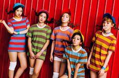 red velvet, wendy, joy, irene y seulgi Kpop Girl Groups, Kpop Girls, Teaser, Oppa Gangnam Style, Red Velvet Irene, Black Velvet, Girl Bands, Kpop Outfits, South Korean Girls