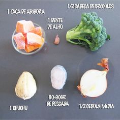 Caldo de legumes e pescada [desde os 8 meses]