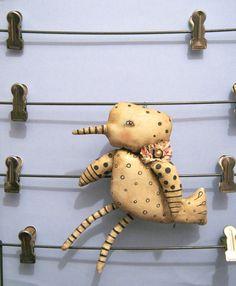 All sizes | bird art doll | Flickr - Photo Sharing!