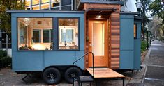 The Verve Lux From Tru Form Tiny Homes