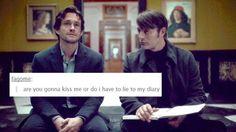 Hannibal & Will Graham