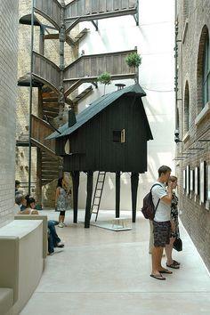 Beetle's House