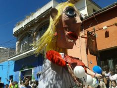 Carnaval 2013 Ajijic