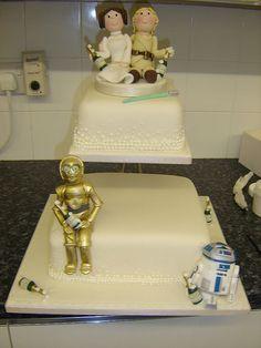 Star Wars Wedding.