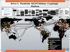 More Snowden. NSA-planted malware spans 5 continents, 50,000 computer networks.