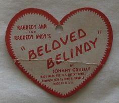 Beloved Belindy (Johnny Gruelle's Own)