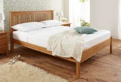 Oakridge Wooden Bed Frame £249.00