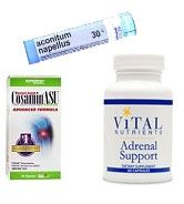 Energy and Fitness Supplements and Vitamins