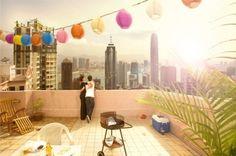 City Roof wedding parties