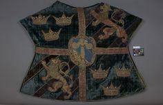 Häroldskåpa, Gustav Vasa's funeral