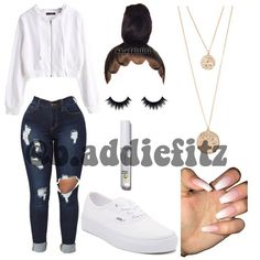 Swag Outfits For Girls, Boujee Outfits, Cute Lazy Outfits, Cute Swag Outfits, Teenage Girl Outfits, Cute Outfits For School, Teen Fashion Outfits, Dope Outfits, Trendy Outfits