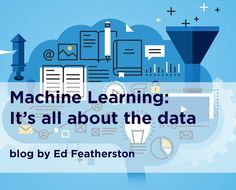#BigData #IoT #M2M #RTC #Java RT efeatherston: Machine Learning  Its All About the Data | CloudExpo #Cloud #Big http://pic.twitter.com/AsdSPwenW0   Design Software (@DesignSoftware4) September 9 2016