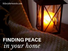 Wish you had peace in your home? It's not as impossible as you may think.