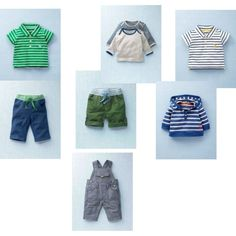 Mini Boden for baby boy for spring
