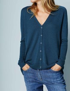 Today only, receive 20% off knitwear, just for being you! Shop here > http://www.bodenusa.com/womens-knitwear Easy, versatile and on-trend? Yep, we've found the cardigan that ticks ALL of our boxes. And with a relaxed shape you can throw it on with jeans, skirts or dresses and go. Simple. As. That.
