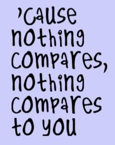 Sinead Oconner - Nothing Compares to You - song lyrics, music lyrics, song quotes