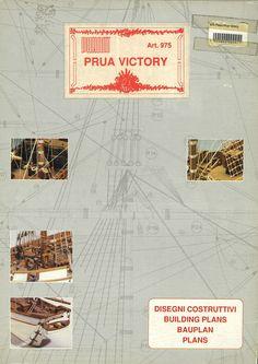 HMS Victory plans