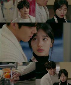 Uncontrollably fond ❤ Kim Woo Bin, Bae Suzy, Uncontrollably Fond Kdrama, Suzy Drama, World Tv, Dream High, While You Were Sleeping, Japanese Drama, Drama Queens