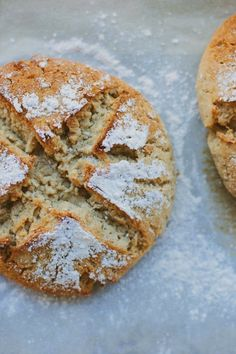 gluten-free almond coconut bread loaf recipe
