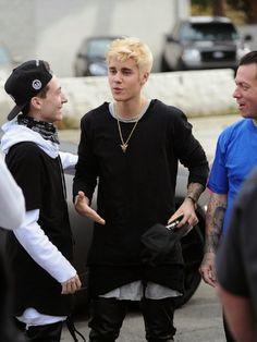 Justin Bieber se cambio de look | Noticias Cool