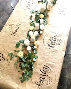 Bring Farmhouse Touches Into Your Home for Thanksgiving Gatherings Bring Farmhouse Touches Into Your Wedding Centerpieces, Wedding Bouquets, Wedding Decorations, Wedding Scene, Post Wedding, Hay Bale Seating, Seeded Eucalyptus, Silver Dollar, Rustic Wedding