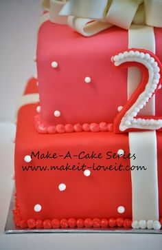 Make-a-Cake Series: Borders | Make It and Love It
