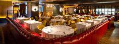 Tatel Restaurant Madrid, Ilmio design
