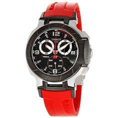 Tissot Red Watch  www.ostore24.com  www.ostore24.com/shopify