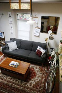 Danielle's Small & Stylish Urban Cottage — House Tour