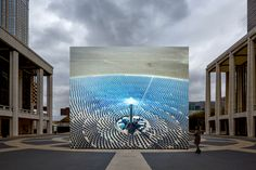 Leo DiCaprio donates massive solar reserve art installation to LACMA | Inhabitat - Sustainable Design Innovation, Eco Architecture, Green Building