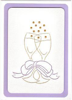 Amanda's Craft Space: More Prick-n-Stitch Cards
