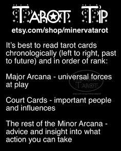 Magick Book, Witchcraft, Tarot Cards For Beginners, Tarot Card Spreads, Tarot Card Meanings, Tarot Readers, Oracle Cards, Book Of Shadows, Tarot Decks