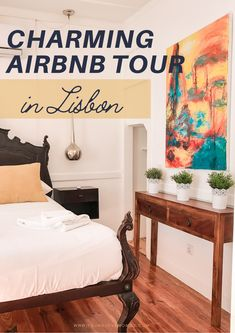 Take a tour around the airbnb rental we chose in Lisbon, for a family of 3. #airbnb #airbnblisbon #airbnbtour #lisbonportugal #familytravel Stay At Home, Money From Home, Travel Couple, Family Travel, Lisbon Apartment, Airbnb Rentals, Young Love, Mom Advice