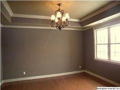 better ceiling decoration with molding georgian | painted tray ceiling with crown molding | tray ceiling ...