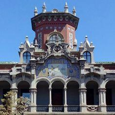 Larrinaga´s Palace, Zaragoza, Spain.