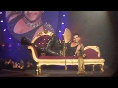 Adam Lambert Nation - Queen ft. Adam Lambert - Killer Queen - 17.01.2015...