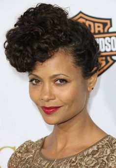 So cute Thandie!!