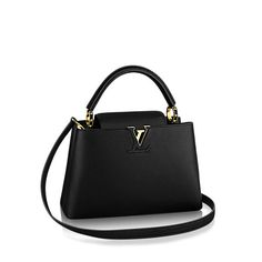 Capucines PM Taurillon Leather - Soft Leather | LOUIS VUITTON