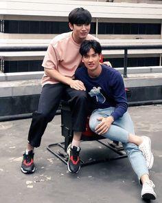 Vampire Sphere, Thai Drama, Boyfriend Material, Handsome Boys, Baby Names, Dark Blue, Thailand, Kiss, Actors
