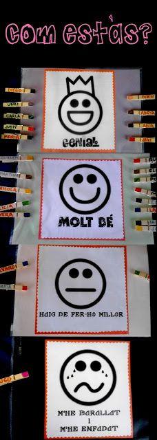 Educació i les TIC: Materials i recursos per treballar les emocions