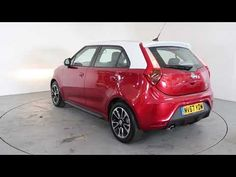MG 3 1.5 3 STYLE PLUS - Air Conditioning - Alloy Wheels - Bluetooth - Cruise Control - DAB Radio - Full Leather Interior - Spare Key - Parking Sensors ...