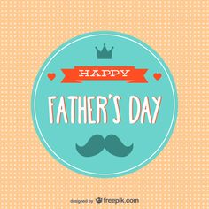 Discover thousands of copyright-free vectors. Graphic resources for personal and commercial use. Thousands of new files uploaded daily. Happy Fathers Day Greetings, Father's Day Greetings, Printable Tags, Printable Paper, Printables, Fathers Day Cake, Fathers Day Quotes, Goodbye Cards, Cupcake Toppers Free