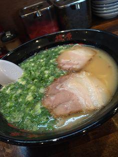 博多ラーメン 塩原いってつ ラーメン ★★★★☆