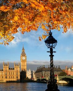I miss London
