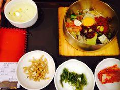 [Gogoong] 9000won Famous Korean food It's Jeonju Bibimbab