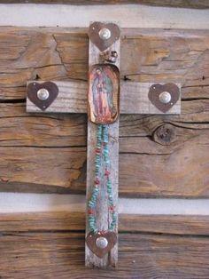 Hand Made Crosses, copyright Cruces De Mi Corazon