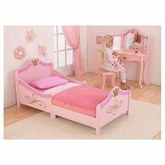 Cet adorable lit enfant maison de poupée est idéale pour la chambre ...