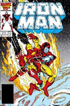 Iron Man #216
